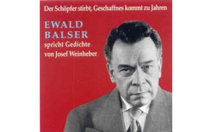 Ewald Balser spricht Weinheber-31