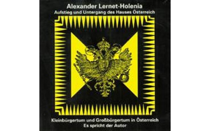 Alexander Lernet-Holenia spricht-31