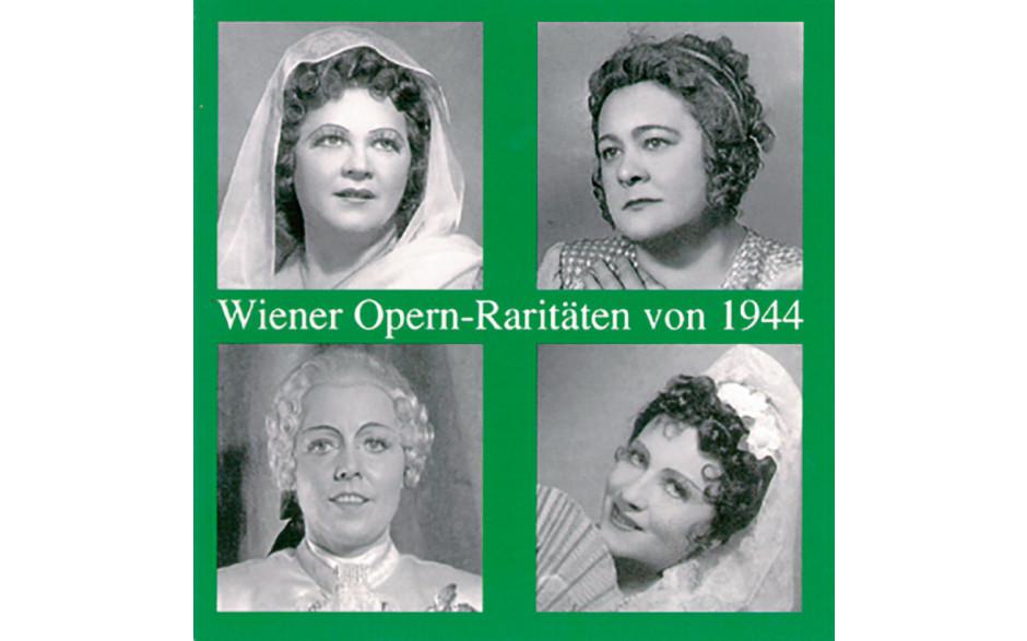 Wiener Opern Raritäten 1944-31