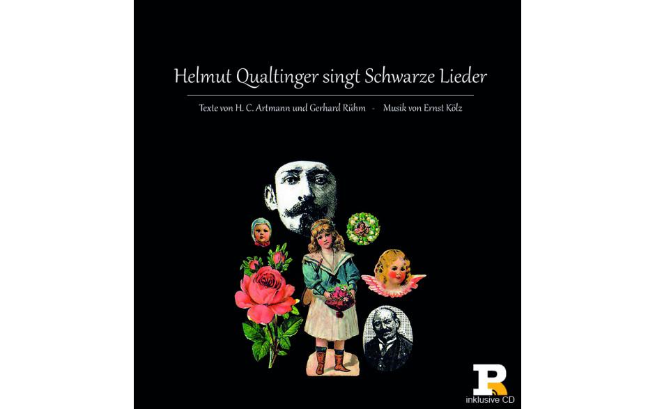 Schwarze Lieder (incl.CD) Qualtinger-31