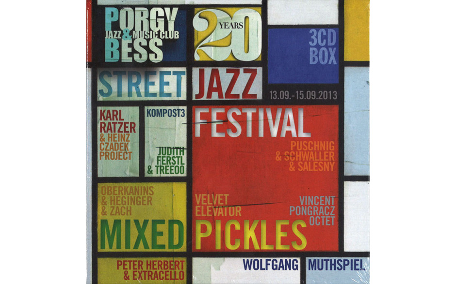 Porgy and Bess Street Jazz Festival Mixed Pickles-31