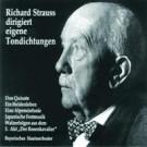 Richard Strauss dirigiert Vol 1