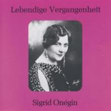 Sigrid Onegin Vol 1-20