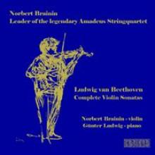 Beethoven Violinsonaten Norbert Brainin-20