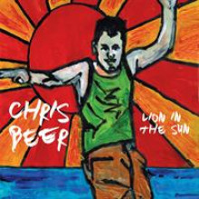 Lion in the sun Chris Beer-20