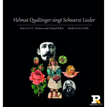 Schwarze Lieder (incl.CD) Qualtinger-20