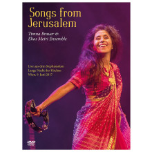 Songs from Jerusalem DVD Brauer,Timna-20