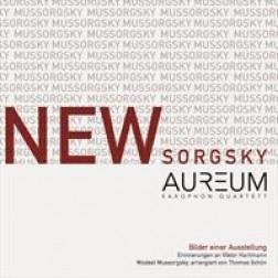 Newsorgsky         Aureum Saxophon Quartett