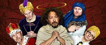 Jimmy Schlager und die vier heiligen drei Könige